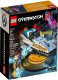 Lego LEGO Overwatch Tracer-Widowmaker   Renkli